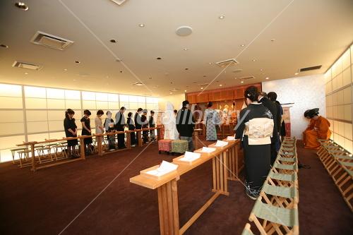 Shinto-style weddings Photo