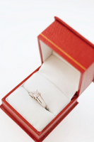 Engagement ring Stock photo [1264838] Ring
