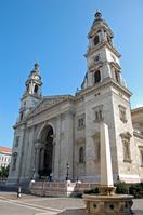 Hungary Budapest St. Stephen's Basilica Stock photo [1268650] Hungary