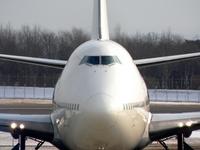Boeing 747-300 Stock photo [1269354] 747