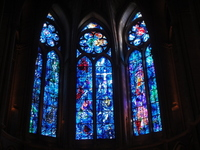 Lance Notre Dame Cathedral Stained Glass Stock photo [1271331] France