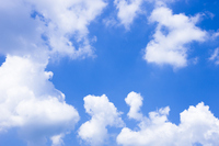 Blue sky and clouds Stock photo [1271661] Empty