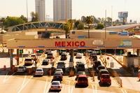 Mexico border Stock photo [1272085] Mexico