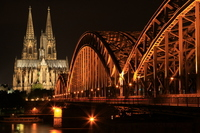 Cologne Cathedral Stock photo [1273257] Germany