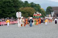Intense Kyoto era Festival Kyotogyoen Stock photo [1274022] Kyoto
