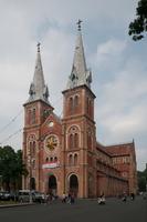 Saigon Notre-Dame Basilica Stock photo [1274585] Asia