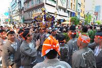 Sanja Matsuri Stock photo [1275371] Three