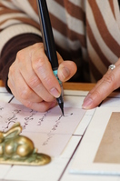 Penmanship Stock photo [1276868] Penmanship
