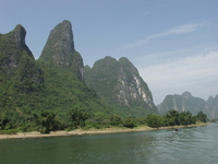 Li River Stock photo [1277248] China