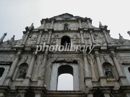聖ポール天主堂跡の画像 p1_12