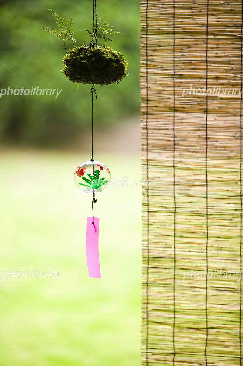 Wind chimes Photo