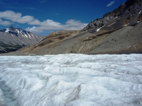 Columbia Icefield Glacier Stock photo [1357543] Canadian