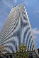 Akasakamitsuke skyscraper of outer moat Street Stock photo [1360456] Akasakamitsuke