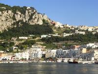 Capri Island Stock photo [1360943] Italy