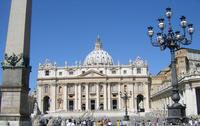 Vatican St. Peter's Basilica Stock photo [1361299] Saint