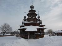 Suzdal wooden architecture museum Stock photo [1362075] Pleo