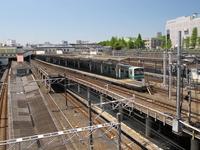 JR Ueno Station Stock photo [1362171] Ueno