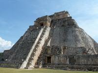 Mexico Uxmal ruins Stock photo [1364266] Uxmal