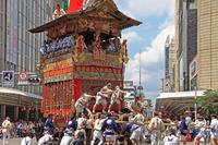 Gion Festival Stock photo [1365379] Gion
