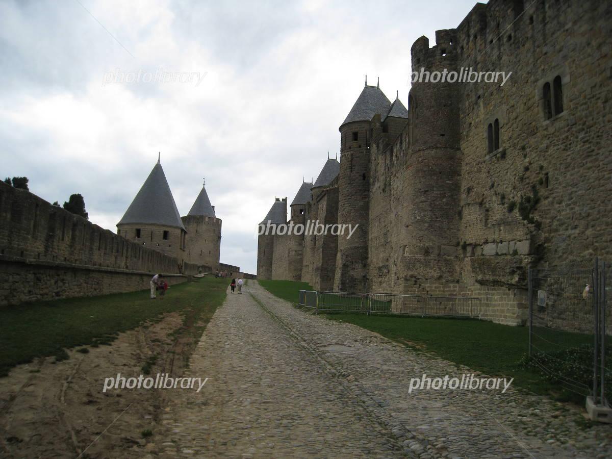 Carcassonne Citadel Photo