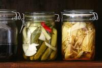 Pickles bottling of Stock photo [1448130] Pickles