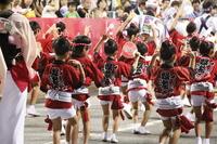 2009 Tokushima Awa dance Stock photo [1452474] Tokushima
