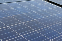 Solar panels Stock photo [1453651] Eco