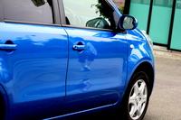 The blue car Stock photo [1454496] Car