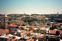 Prospects of Israel Jerusalem's Old City Stock photo [1454711] Middle