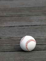 The ball in grain Stock photo [1455866] Baseball