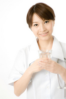 Health care workers with a cup Stock photo [1456900] Cup