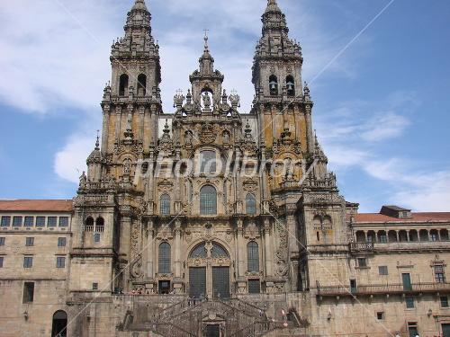 サンティアゴ・デ・コンポステーラ大聖堂の画像 p1_10