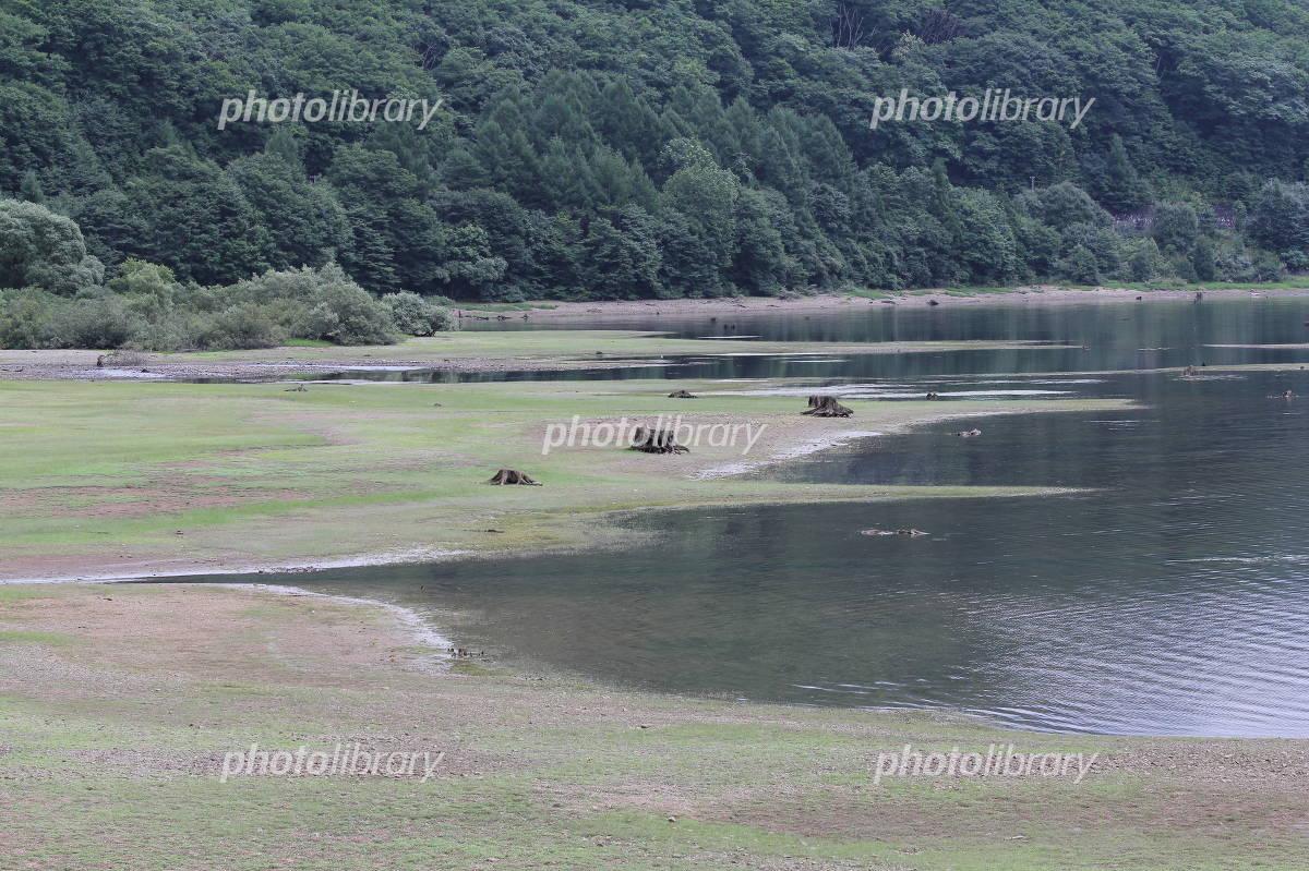 Lake Hibara lakeside Photo