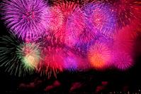 Nagaoka Fireworks Stock photo [1547257] Niigata