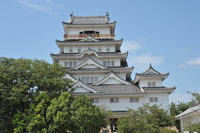 Fukuyama Castle Castle