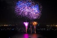 Yokohama fireworks Stock photo [1548226] Yokohama