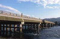 Kyoto Uji Bridge Stock photo [1549440] Construction