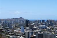 Honolulu view Stock photo [1551219] Urban