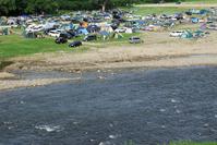 Kizu Kasagi campsite Stock photo [1551616] Dry