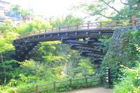 Yamanashi Prefecture Saruhashi Stock photo [1552566] Yamanashi