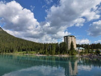 Lake Louise Stock photo [1552930] Canadian