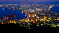 Night view from Mount Hakodate Stock photo [1554086] Hakodate