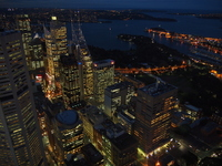 Night view of Sydney Stock photo [1554728] Australia