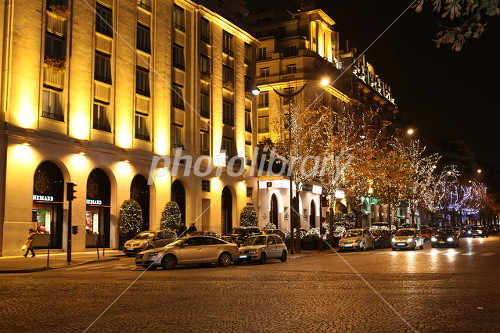 Paris streets Photo