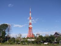 Tokyo Tower Stock photo [1652008] Shiba