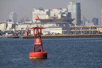 Red buoy Stock photo [1654325] Tokyo