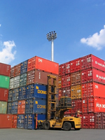 Container Stock photo [1654411] Logistics