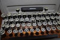 Typewriter Stock photo [1654749] Key