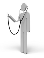 People with a stethoscope [1656506] Stethoscope