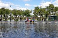 Flood of Bangkok Stock photo [1656980] Flood